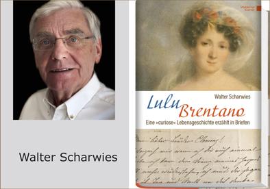 Walter Scharwies und Lulu Brentano